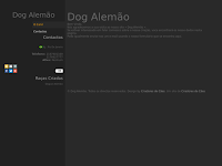 Canil Dog Alem�o